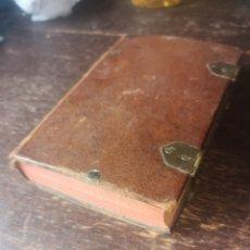 Libros de segunda mano: OFICIO DE LA SEMANA SANTA, TRADUCIDO AL CASTELLANO. Lote 180387122