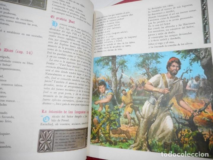 Libros de segunda mano: La Biblia (5 tomos) Y96657 - Foto 3 - 180847041