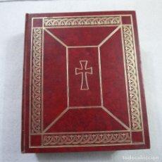 Libros de segunda mano: SAGRADA BIBLIA - NUEVA EDICIÓN REVISADA Y CORREGIDA - SOPENA - 1971. Lote 180878453