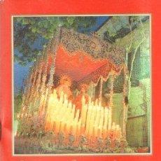 Libros de segunda mano: SEMANA SANTA JEREZ 1997. HERMANDAD DEL DESCONSUELO, VI EDICION. A-SESANTA-1712. Lote 180893128