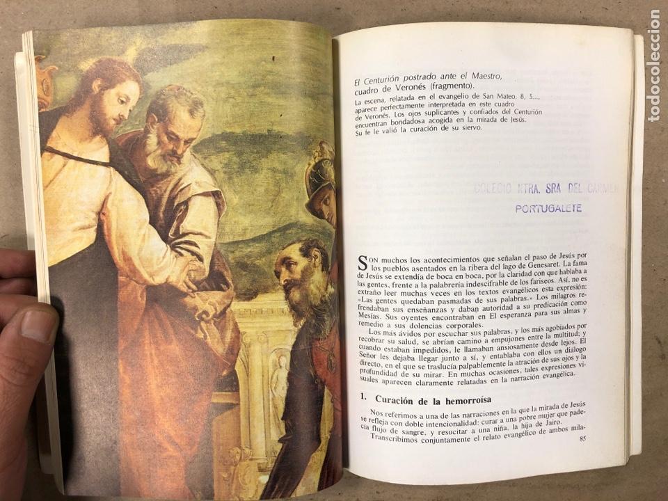 Libros de segunda mano: LA MIRADA DE JESÚS. JAVIER MARTÍN ARTAJO. BIBLIOTECA DE AUTORES CRISTIANOS 1979. ILUSTRADO - Foto 4 - 180898993