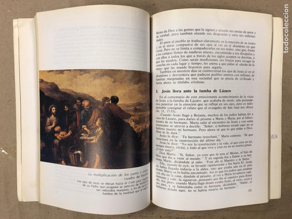 Libros de segunda mano: LA MIRADA DE JESÚS. JAVIER MARTÍN ARTAJO. BIBLIOTECA DE AUTORES CRISTIANOS 1979. ILUSTRADO - Foto 5 - 180898993