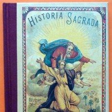 Libros de segunda mano: PROGRAMA DE HISTORIA SAGRADA - MARIANO TORRE Y MARCO - EDAF - 1999 - IMPECABLE . Lote 180904350