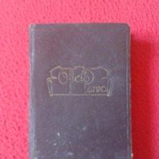 Libros de segunda mano: OFICIO PARVO DE LA SANTÍSIMA VIRGEN MARÍA SEGUIDO DEL DIFUNTOS EN LATÍN Y CASTELLANO COLCULSA 1946... Lote 181183483