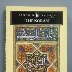 Libros de segunda mano: THE KORAN. PENGUIN. Lote 181213936