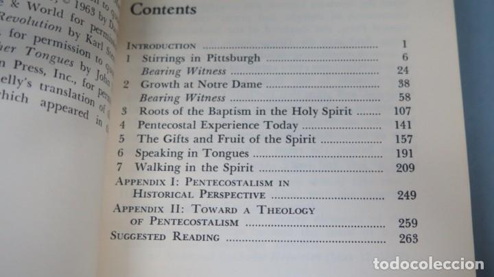 Libros de segunda mano: Catholic pentecostals. RANHAGAN - Foto 2 - 181347033