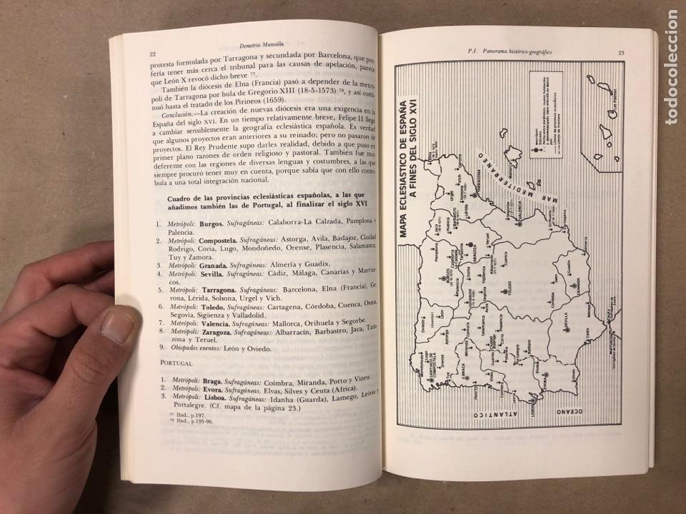 Libros de segunda mano: HISTORIA DE LA IGLESIA EN ESPAÑA III-1º. LA IGLESIA EN LA ESPAÑA DE LOS SIGLOS XV y XVI. JOSÉ LUIS G - Foto 4 - 181716020