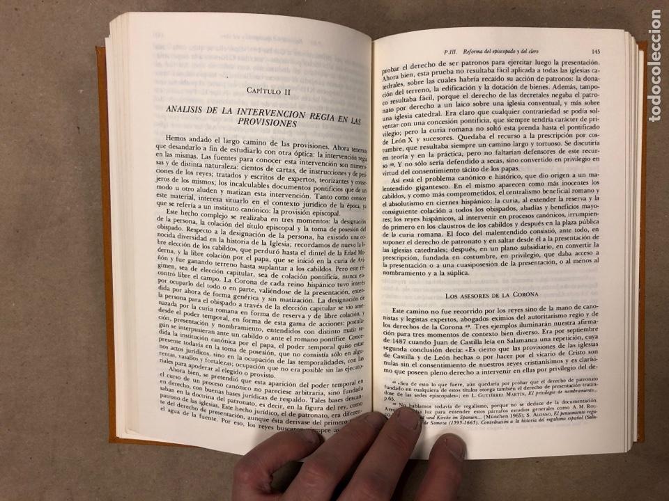 Libros de segunda mano: HISTORIA DE LA IGLESIA EN ESPAÑA III-1º. LA IGLESIA EN LA ESPAÑA DE LOS SIGLOS XV y XVI. JOSÉ LUIS G - Foto 5 - 181716020