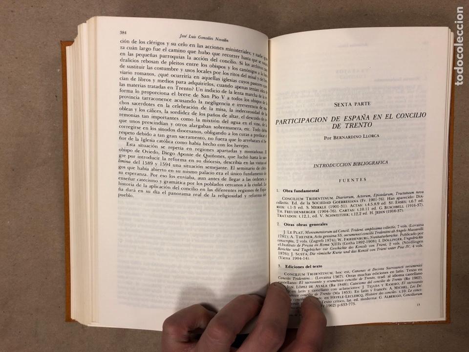 Libros de segunda mano: HISTORIA DE LA IGLESIA EN ESPAÑA III-1º. LA IGLESIA EN LA ESPAÑA DE LOS SIGLOS XV y XVI. JOSÉ LUIS G - Foto 7 - 181716020