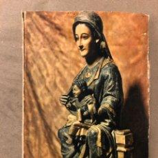 Libros de segunda mano: SANTA MARÍA DE BEGOÑA EN LA HISTORIA ESPIRITUAL DE VIZCAYA. ANDRÉS ELÍSEO DE MAÑARICUA. 1950. Lote 181768405