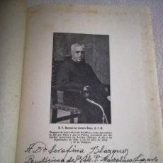 Libros de segunda mano: COLECCION DE LOS ESCRITOS DEL P.MARCELINO LAZARO BAYO. ESCELICER 1948. CADIZ. TEOLOGIA. 463 PAGINAS. Lote 181950013