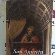 Libros de segunda mano: CONFESIONES SAN AGUSTIN. EDITORIAL ALIANZA, 1997. Lote 182021447