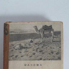 Libros de segunda mano: EL KORÁN. MAHOMA. EDICIONES IBÉRICAS. Lote 182220426