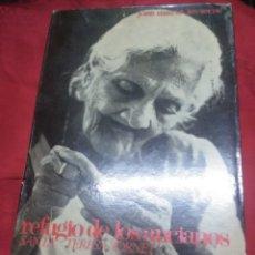 Libros de segunda mano: REFUGIO DE LOS ANCIANOS, SANTA TERESA JORNET. J.M. JAVIERRE. 1974.. Lote 182433602