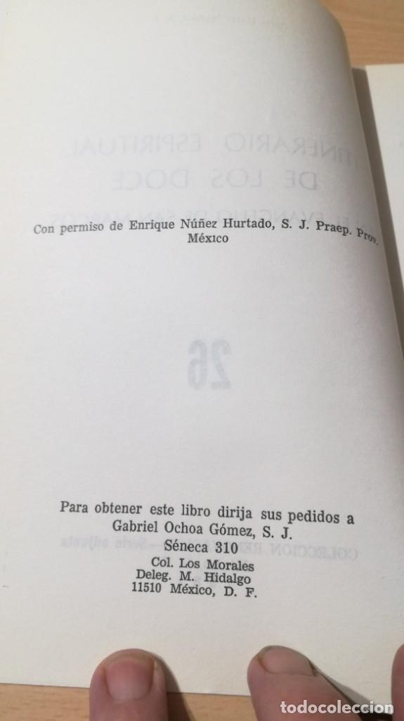 Libros de segunda mano: ITINERARIO ESPIRITUAL DE LOS DOCE EN EL EVANGELIO DE SAN MARCOS- CARLO MARIA MARTINI/ G401 - Foto 4 - 182495397