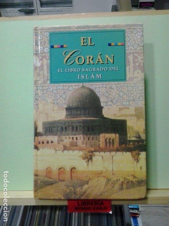 LMV - EL CORAN, EL LIBRO SAGRADO DEL ISLÁM (Libros de Segunda Mano - Religión)