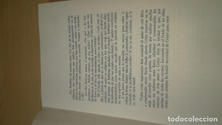 Libros de segunda mano: EL HOMBRE Y LOS SACRAMENTOS - BERNARD BRO - EDICIONES SIGUEME/ G401 - Foto 7 - 182896575