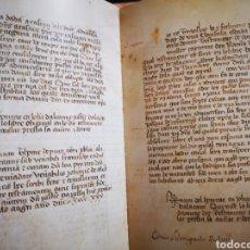 Libros de segunda mano: LIBRO IGLESIA PARROQUIA DE SANTA MARIA DE ALICANTE. FACSIMIL DEL AÑO 1386 - 1422 2/4. Lote 183041521