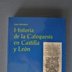 Livros em segunda mão: HISTORIA DE LA CATEQUESIS EN CASTILLA Y LEÓN. LUIS RESINES. ED. SERCAD. SALAMANCA 2002 - LUIS RESINE. Lote 183213471