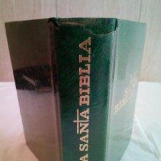 Libros de segunda mano: 24-LA SANTA BIBLIA, EDICIONES PAULINAS, 1985. Lote 183462308