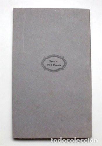 Libros de segunda mano: Nueve viernes dedicados a Ntro. Padre Jesús Nazareno. Cádiz, 1941 - Foto 2 - 183573157