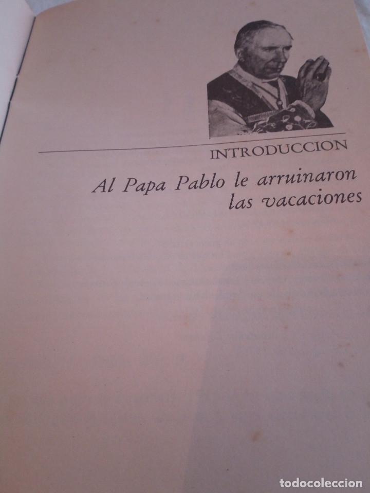 Libros de segunda mano: 239-LEFEBVRE, EL ANTIPAPA, Juan Senta Lucca, 1977 - Foto 6 - 183625152