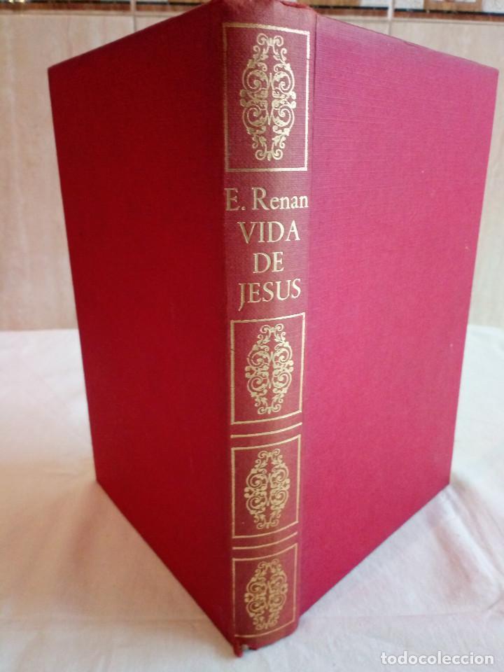 21-VIDA DE JESUS, E. RENAN, 1980 (Libros de Segunda Mano - Religión)