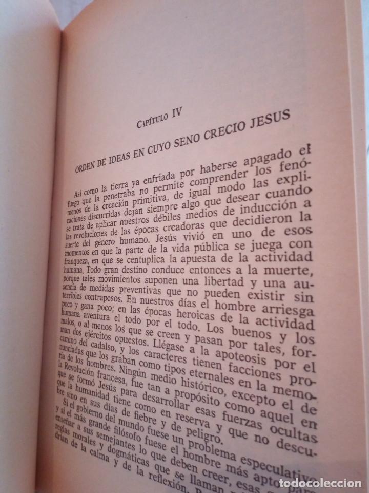 Libros de segunda mano: 21-VIDA DE JESUS, E. Renan, 1980 - Foto 6 - 183813692
