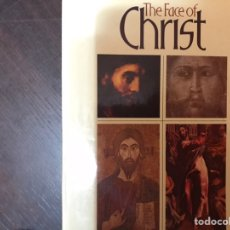 Libros de segunda mano: THE FACE OF CHRIST. DENIS THOMAS. Lote 183919662