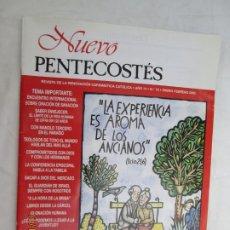 Libros de segunda mano: NUEVO PENTECOSTES REVISTA Nº 78 ENERO 2002 . Lote 184054441