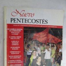 Libros de segunda mano: NUEVO PENTECOSTES REVISTA Nº 87 JULIO 2003. Lote 184054511