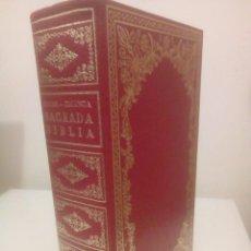 Libros de segunda mano: SAGRADA BIBLIA- ELOINO NACAR Y ALBERTO COLUNGA. Lote 184058932