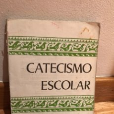 Libros de segunda mano: CATECISMO ESCOLAR 3. Lote 184061043