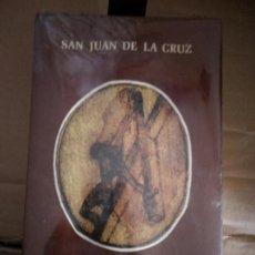 Libros de segunda mano: SAN JUAN DE LA CRUZ. OBRAS COMPLETAS. Lote 184210663