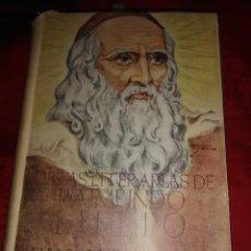 Libros de segunda mano: RAMÓN LLULL. OBRAS LITERARIAS. BAC, N 31. 1948. . Lote 184898142