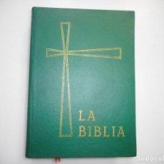 Libros de segunda mano: LA BIBLIA Y97334 . Lote 184915090