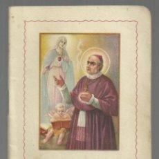 Libros de segunda mano: LLIBRET NOVENA D'ORACIONS A SANT ANTONI Mª CLARET. GRAFIQUES CLARET, LLIBRERIA CLARETIANA. Lote 185744337