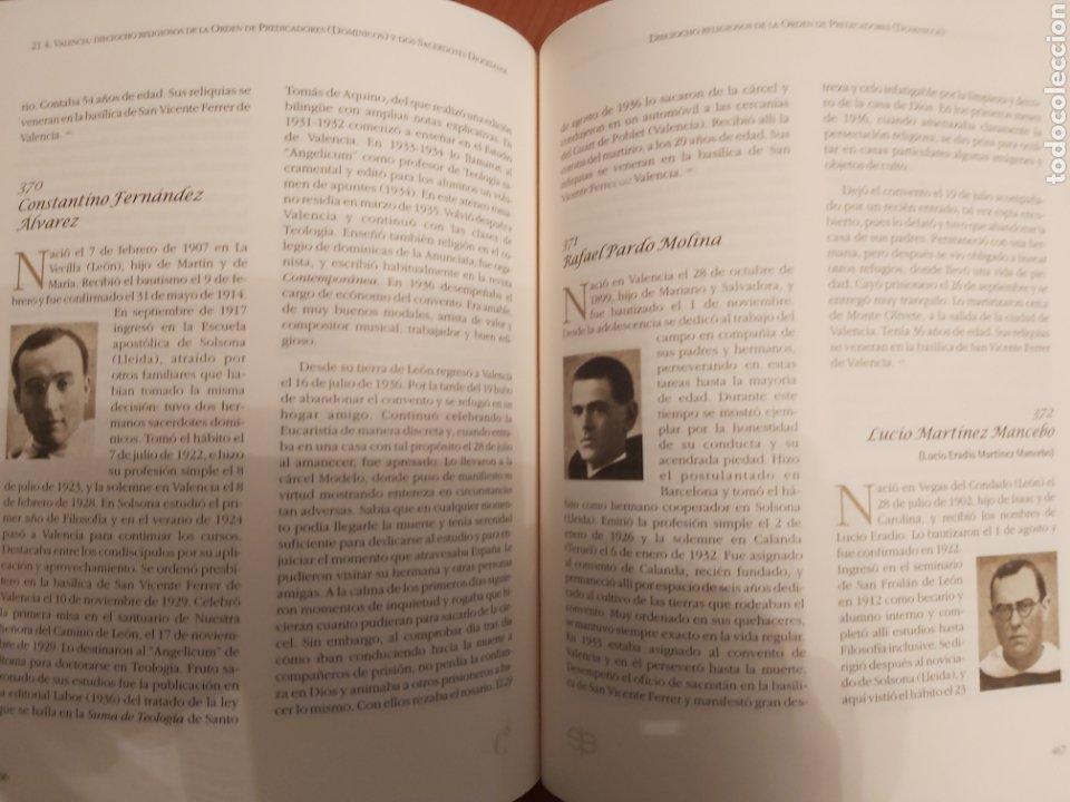 Libros de segunda mano: LOS PRIMEROS 479 SANTOS Y BEATOS MÁRTIRES DEL SIGLO XX EN ESPAÑA. - Foto 9 - 185748465