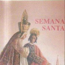 Livres d'occasion: SEMANA SANTA, SEVILLA 2000. A-SESANTA-1781. Lote 186831710