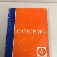 Libros de segunda mano: CATECISMO. Lote 187374106