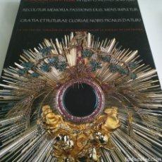 Libros de segunda mano: LA EUCARISTÍA CORAZÓN DE LA VIDA CRISTIANA EN LA DIÓCESIS DE CARTAGENA. Lote 187415785