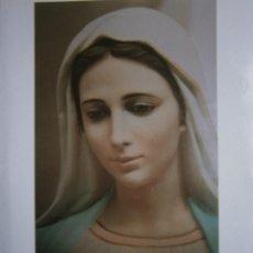 Libros de segunda mano: LA REINA DE LA PAZ EN MEDJUGORJE MARIA COLL CALVO 1994 MAS LOTE DE ESTAMPILLAS RELIGIOSAS. Lote 187544246