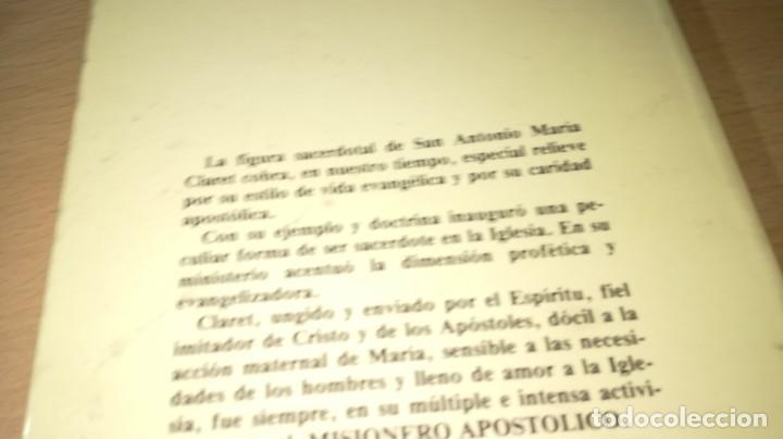 Libros de segunda mano: SACERDOTES MISIONEROS AL ESTILO DE CLARET - I SEMANA SACERDOTAL CLARETIANA/ J 402 - Foto 2 - 188642831