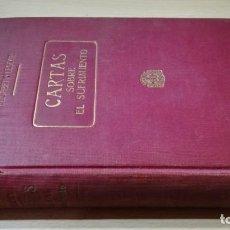 Libros de segunda mano: CARTAS SOBRE EL SUFRIMIENTO - ELISABETH LESEUR - ED POLIGLOTA 1924 / M 105. Lote 288710488