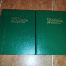 Libros de segunda mano: PERSPICACIA PARA COMPRENDER LAS ESCRITURAS 1 Y 2 TESTIGOS DE JEHOVA WATCH TOWER DICCIONARIO BIBLICO. Lote 211453902