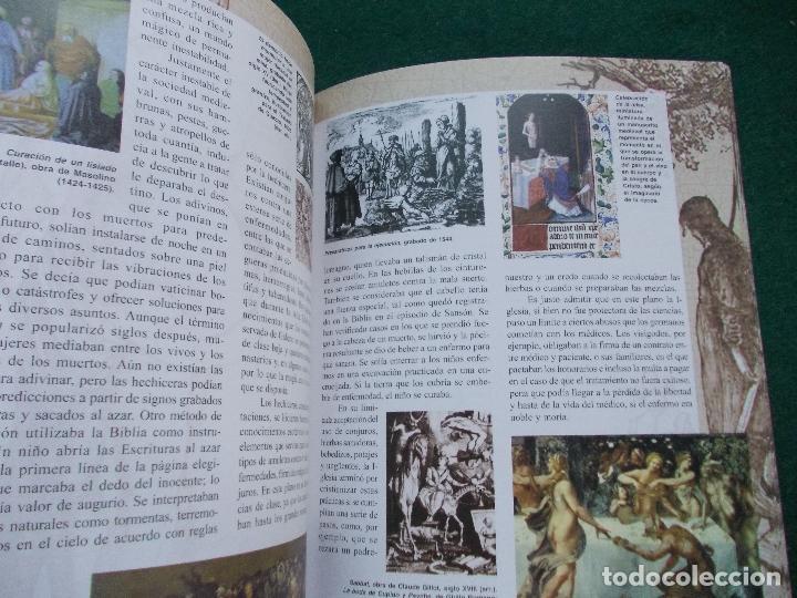 Libros de segunda mano: BRUJAS MAGOS Y HECHICERAS CIRCULO LATINO - Foto 2 - 189172782