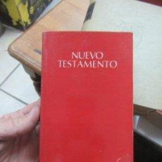 Libros de segunda mano: NUEVO TESTAMENTO, ELOINO NACAR FUSTER Y ALBERTO COLUNGA CUETO. L.20600. Lote 189335207