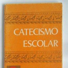 Libri di seconda mano: CATECISMO ESCOLAR 5. Lote 189601366