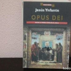 Libros de segunda mano: OPUS DEI ASI EN LA TIERRA COMO EN EL CIELO. Lote 189782676