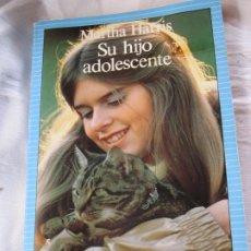 Libros de segunda mano: SU HIJO ADOLESCENTE. Lote 189813467